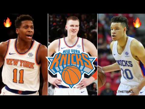 Previewing the New York Knicks 2018-19 NBA Season & Predictions! | Kevin Knox Rookie of the Year?