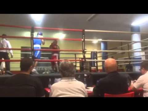 Rudi boxe a segrate