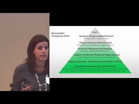 2017 Patient Ed Day - A Naturopathic Approach to Autoimmunity and Healing