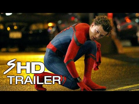 marvels spiderman homecoming  tom holland movie trailer hd marvel reboot fan made