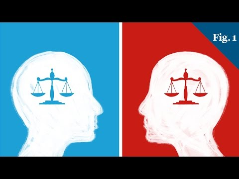 How Morals Influence If You're Liberal Or Conservative