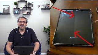Filtrado Galaxy Fold y su gran pliegue, Huawei P30 precios, Google Stadia