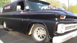 1965 Chevy Blown Pro Street Panel