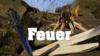 Anfänger Feuer Übung