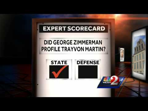 Legal analysts score the prosecution and defense in Zimmerman trial