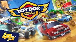 TOYBOX TURBOS Part 1 - Ab durch die Küche (FullHD) / Lets Play Toybox Turbos