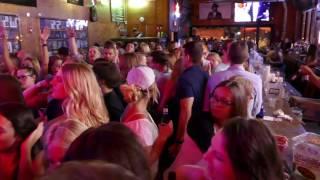 Purple Rain. Tootsies Orchid Lounge Nashville Tennessee
