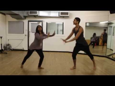 Dilliwali Girlfriend choreo