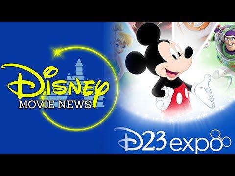 D23 Expo 2017 News BLOWOUT - Disney Movie News 79