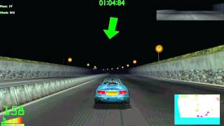 Midtown Madness 2: Checkpoint Race FINAL - Panoz Pressure (Professional)