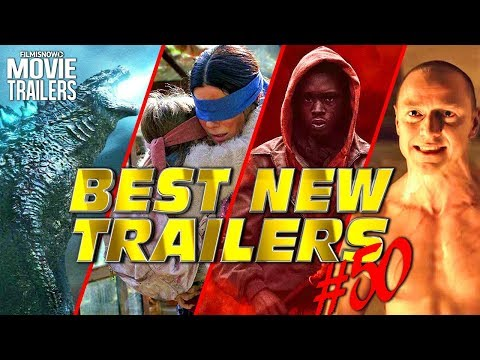 BEST NEW TRAILERS (2018) - WEEKLY Compilation #50