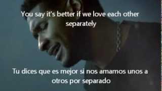 Repeat youtube video Climax - Usher (Subtitulado Español- Ingles).