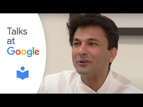 "Vikas Khanna: ""Return to Rivers""   Talks at Google"