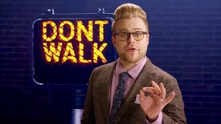 The Real Reason Jaywalking Is A Crime (Adam Ruins Everything) thumbnail