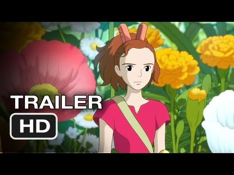 Trailer - The Secret World Of Arrietty (2012) Movie Trailer HD