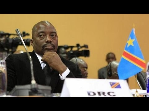 DRC Congo's president calls for immediate launch of political dialogue