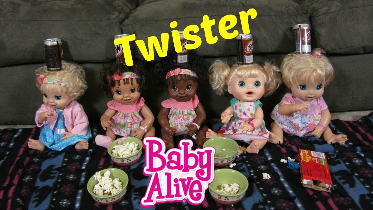 Baby Alive Rainy Day Game Day By Baby Alive Channel Youtube