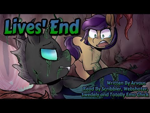 Pony Tales [MLP Fanfic Reading] 'Lives' End' by Arvaus (sad/dark)