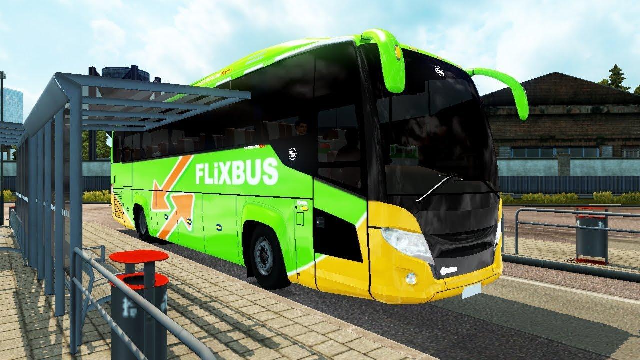 flixbus simulator