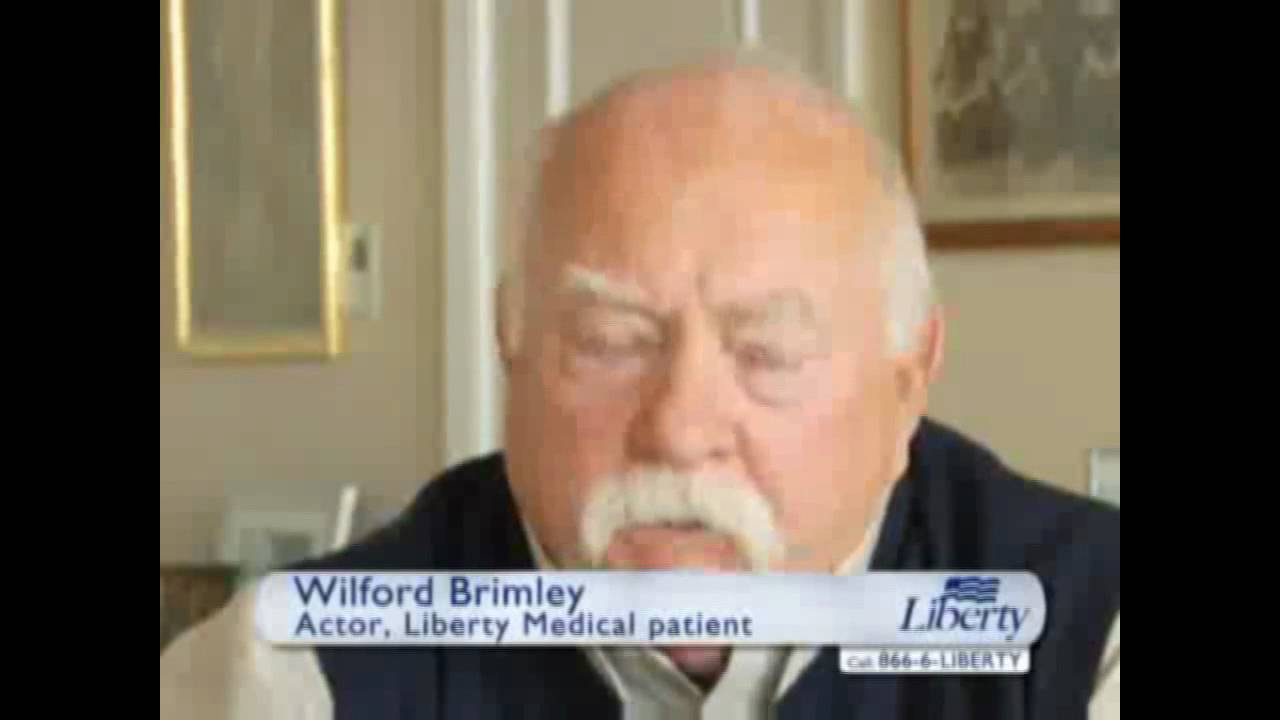 Wilford Brimley talks about Apple Diabetus - YouTube