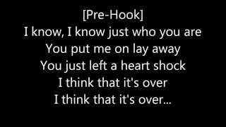 Chris Brown X Lyrics On Screen