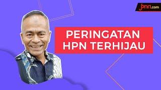 Puncak HPN 2020, Ketua PWI Apresiasi Menteri Siti di Depan Jokowi - JPNN.com