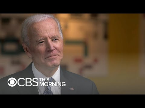 "Joe Biden talks voter suppression, possible 2020 run and Trump's ""phony populism"""