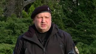 О. Турчинов: Сьогодні відбулись успішні запуски ракет