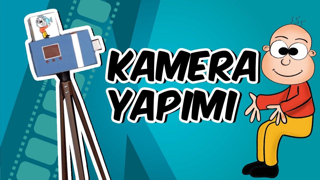 Kendi Kameramızı Yapıyoruz! 🎥 - YouTube