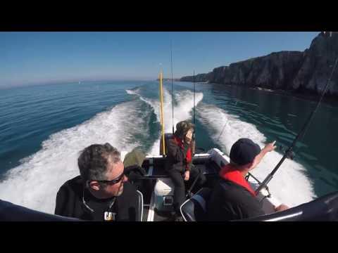A Days Fishing Off Flamborough Head