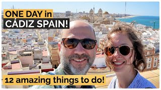 Things to do in Cádiz, Spain   Exploring the city in one unbelievable day!