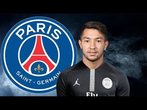 Luciano Acosta ● Welcome to PSG 2019 ● Skills & Goals