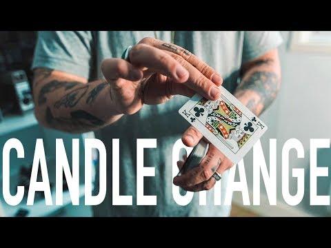 CANDLE CHANGE // Color Change Tutorial