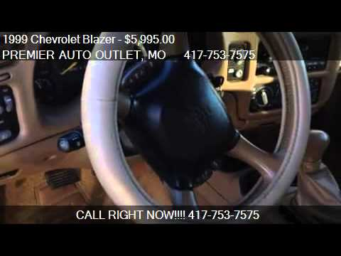 1999 Chevrolet Blazer Trailblazer - for sale in ROGERSVILLE,