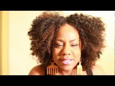 U Part Afro Wig