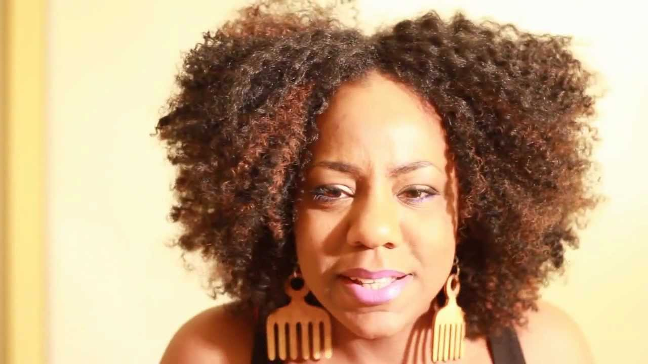 U-PART AFRO WIG! #NATURALHAIR - YouTube