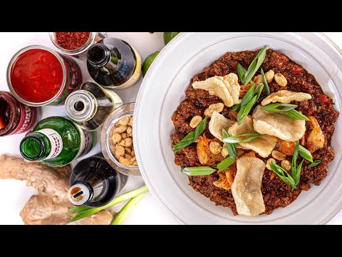 How To Make Korean Skillet Chili By Rachael