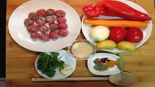Быстрый Суп с Фрикадельками за 25 минут, очень вкусный и полезный   1