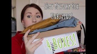Ebay Mystery Box Unboxing