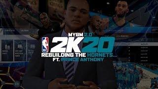 NBA 2K20 MYGM 2.0: Rebuilding the Charlotte Hornets