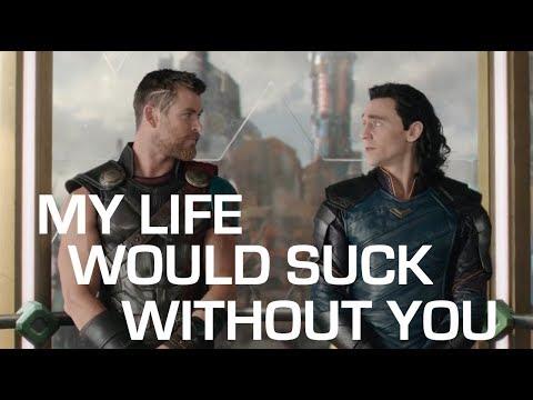 Thor & Loki | My Life Would Suck