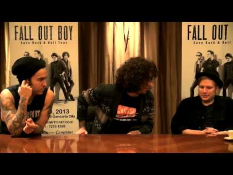 Fall Out Boy Siap Gelar Konser Malam Ini!
