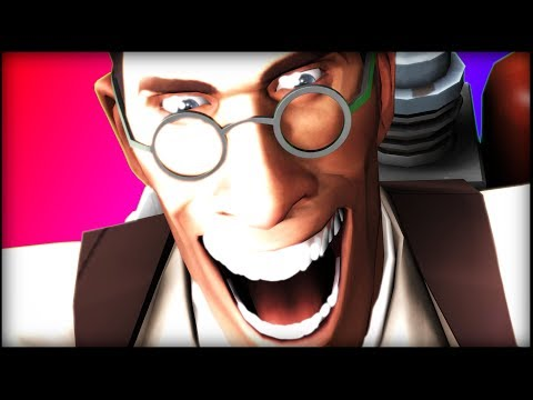 Everyone Ascends on Medic - TF2 Highlights