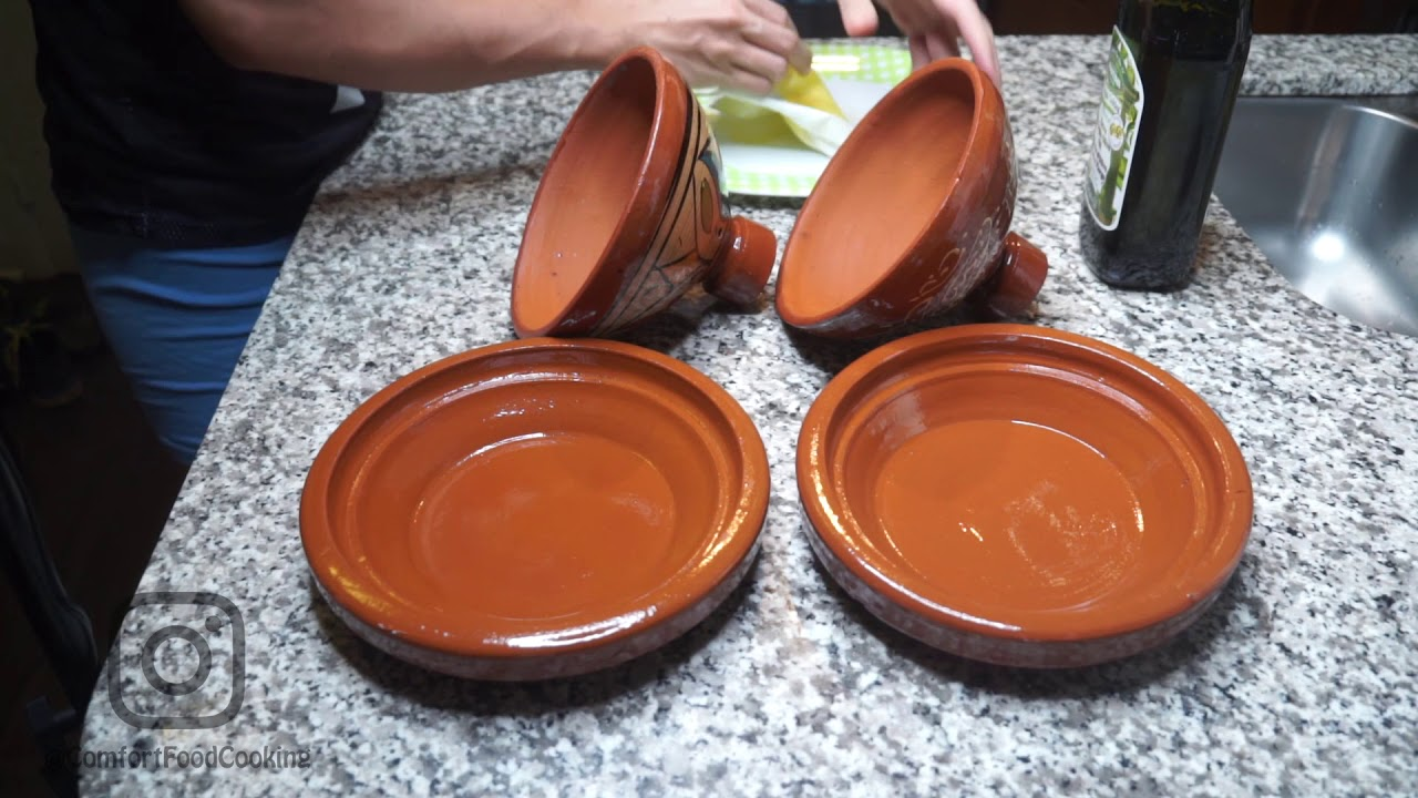 How To Season or Cure My Claypot Tagine For First Time Use