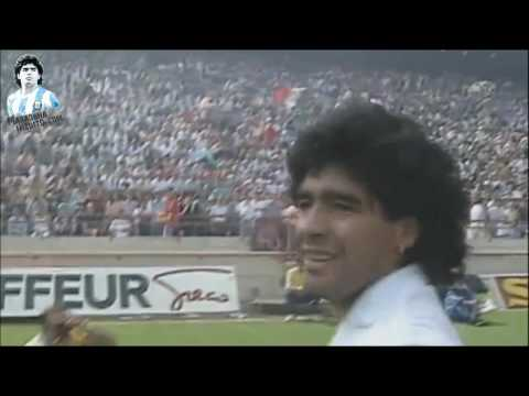 Maradona - Highway to Hell (AC~DC)
