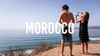 MOROCCO Travel // Pt. 1 - Surfing in Taghazout