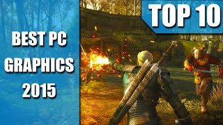 In this video, we take a look at the top 10 pc games with best graphics of 2015 so far. do you agree my list gr...