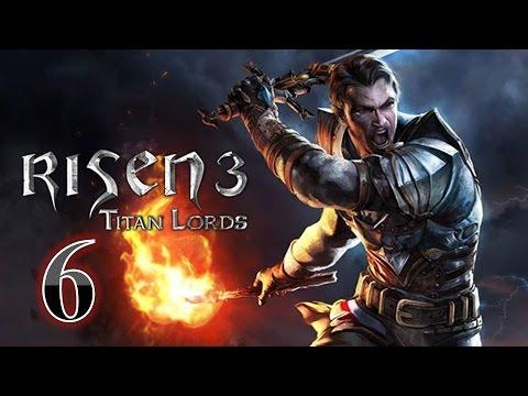 Risen 3 Titan Lords PC Gameplay Part 6 - Inquisitor Mendoza