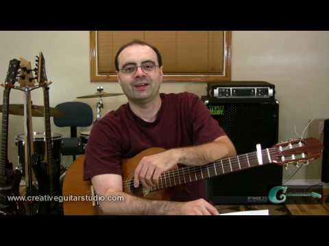 GUITAR THEORY: Capo Trick for Bb Jams & Gigs
