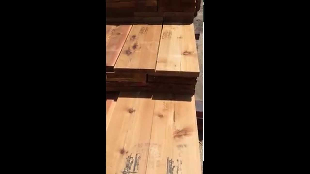 Exterior fire retardant treated cedar 1 800 333 9197 flame safe wood products youtube for Exterior fire retardant treated wood